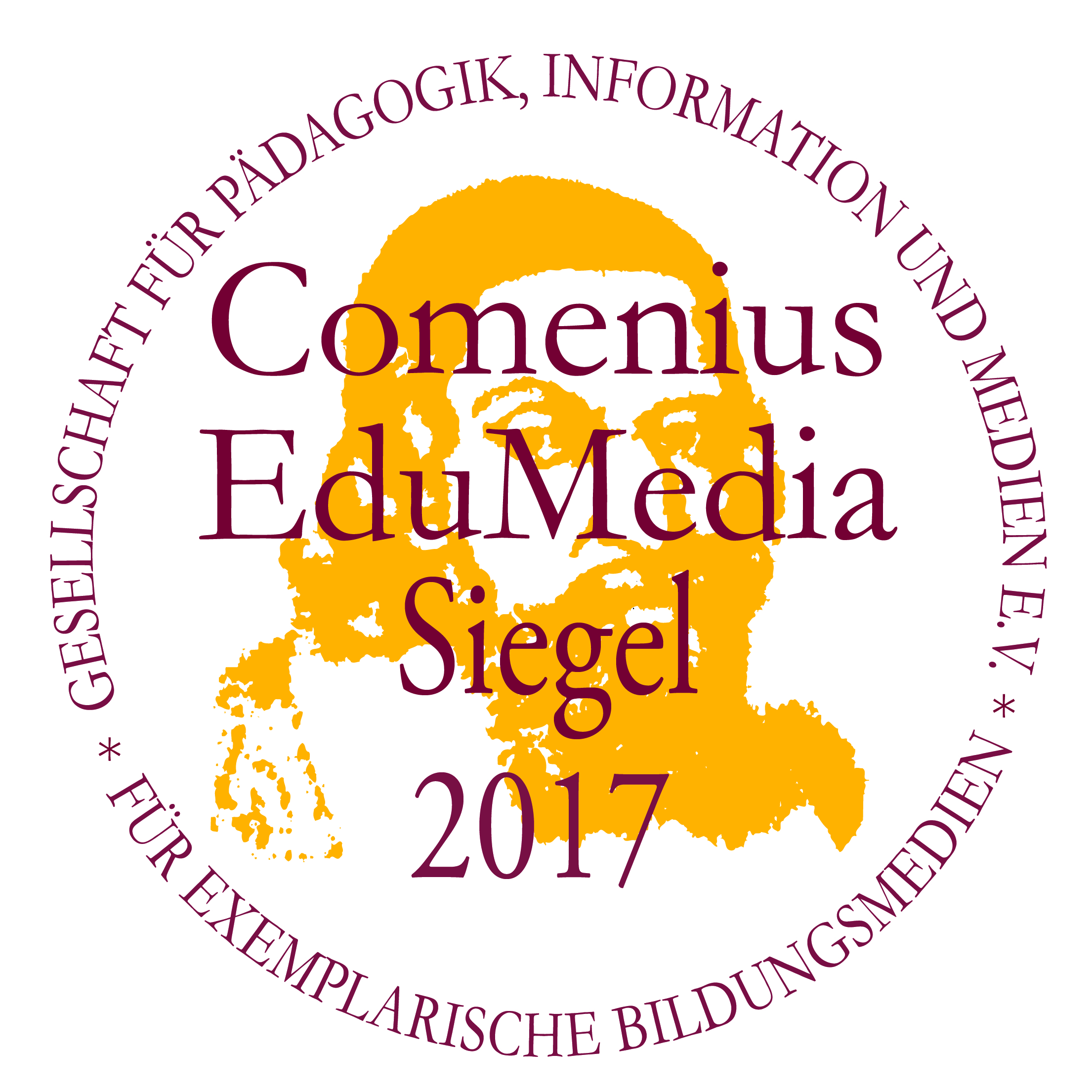 Comenius Siegel 2017